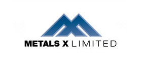 Metals X Ltd. Logo