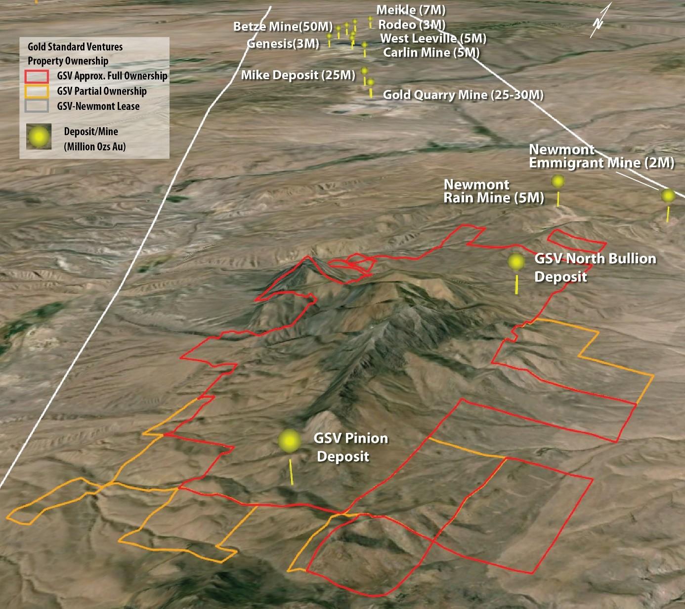 GSV Map Projekte