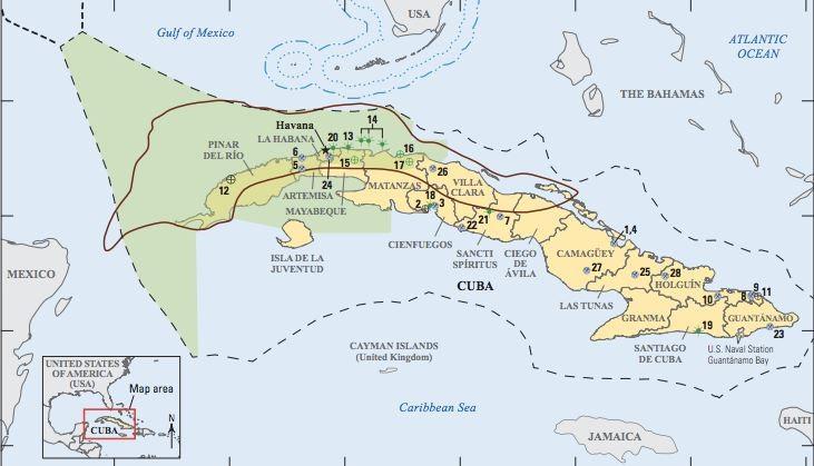Kuba oel