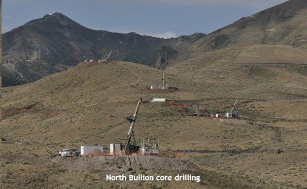 Gold Standard Bohrungen North Bullion