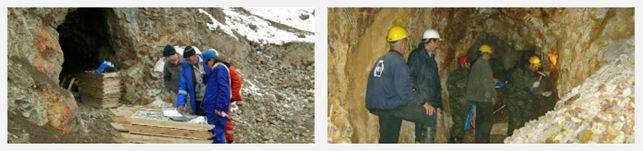 Anglo asian mining Gosha Projekt